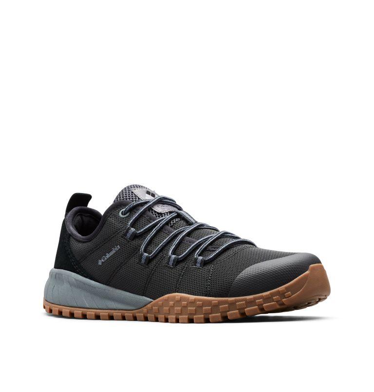 FAIRBANKS™ LOW | 010 | 9.5 Men's Fairbanks™ Low Shoe, Black, Graphite, 3/4 front