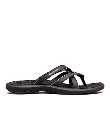 Women's Kambi™ II Flip Flop KAMBI™ II | 366 | 10, Black, Ti Grey Steel, front