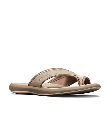 Women's Kea™ II Sandal KEA™ II | 010 | 10, Ancient Fossil, Wet Sand, 3/4 front