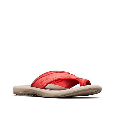 Women's Kea™ II Sandal KEA™ II | 010 | 10, Red Coral, Cherrybomb, 3/4 front
