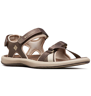Sandales Kyra™ III Femme KYRA™ III | 255 | 10, Mud, Ancient Fossil, 3/4 front