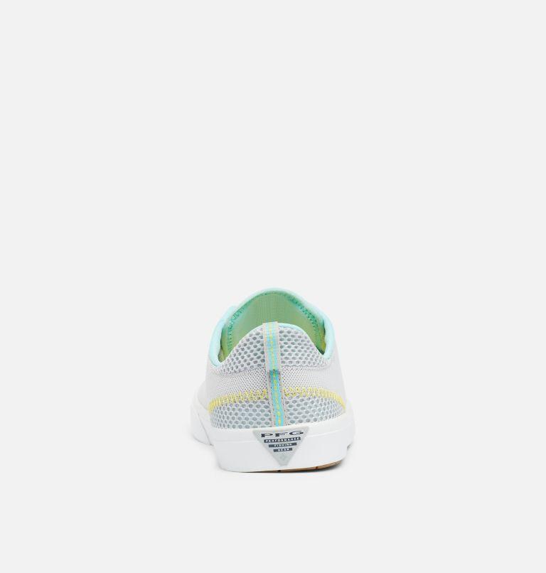 DORADO™ PFG | 082 | 5 Women's Dorado™ PFG Shoe, Silver Grey, Coastal Blue, back