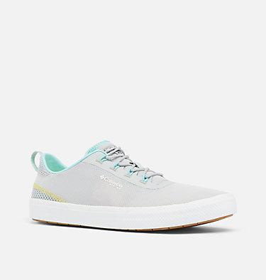 Women's Dorado™ PFG Shoe DORADO™ PFG   100   10, Silver Grey, Coastal Blue, 3/4 front