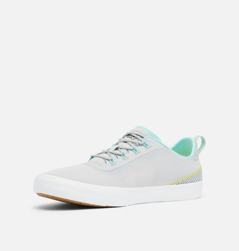 DORADO™ PFG | 082 | 5 Women's Dorado™ PFG Shoe, Silver Grey, Coastal Blue