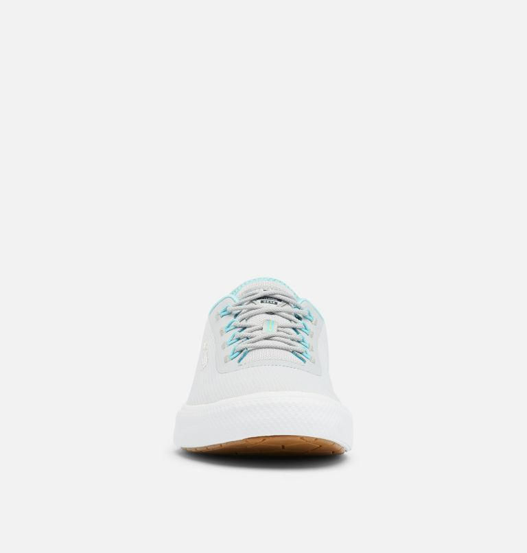 DORADO™ PFG | 082 | 5 Women's Dorado™ PFG Shoe, Silver Grey, Coastal Blue, toe