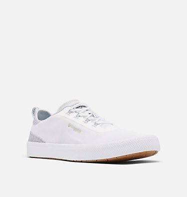 Women's Dorado™ PFG Shoe DORADO™ PFG   100   10, White, Grey Ice, 3/4 front