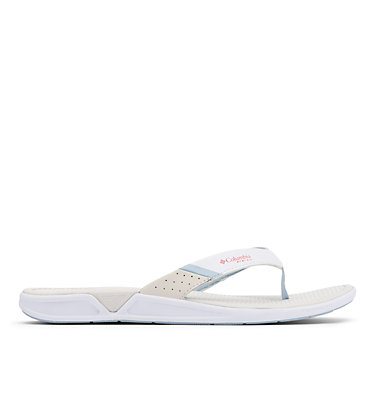 Sandales tong PFG Rostra™ pour femme ROSTRA™ PFG | 063 | 10, White, Juicy, front