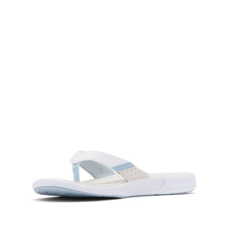 ROSTRA™ PFG | 100 | 6 Women's Rostra™ PFG Sandal, White, Juicy