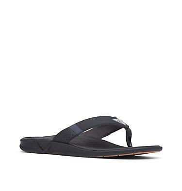 Men's Rostra™ PFG Flip Sandal ROSTRA™ PFG | 267 | 10, Black, Shark, 3/4 front