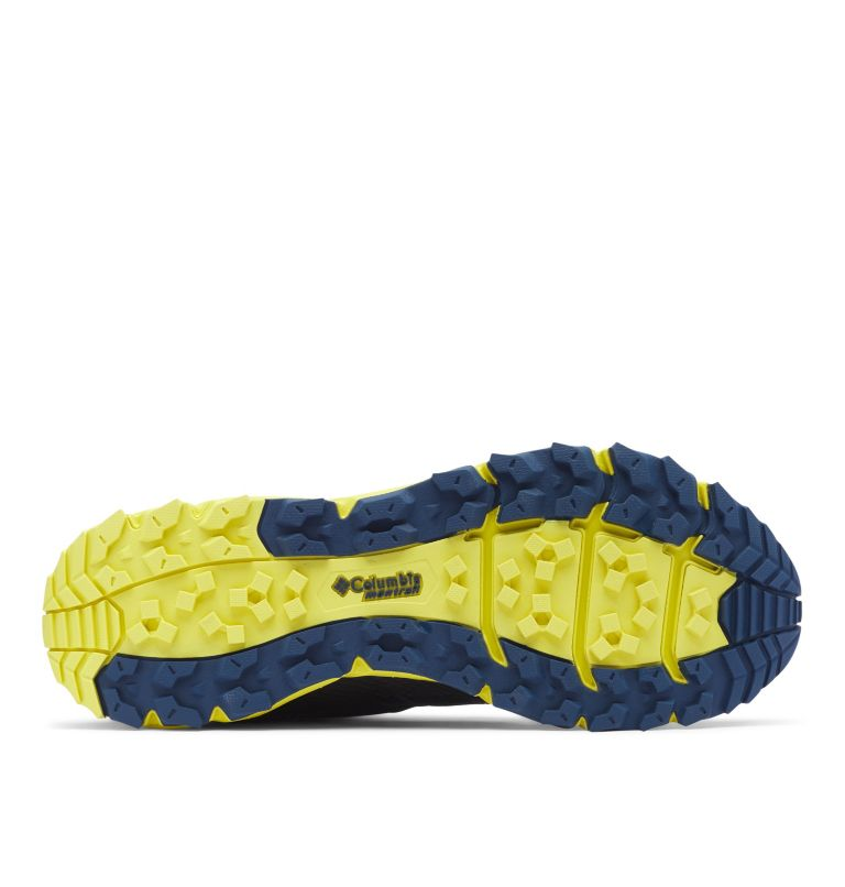CALDORADO™ III | 010 | 13 Men's Caldorado™ III Trail Running Shoe, Black, Acid Yellow