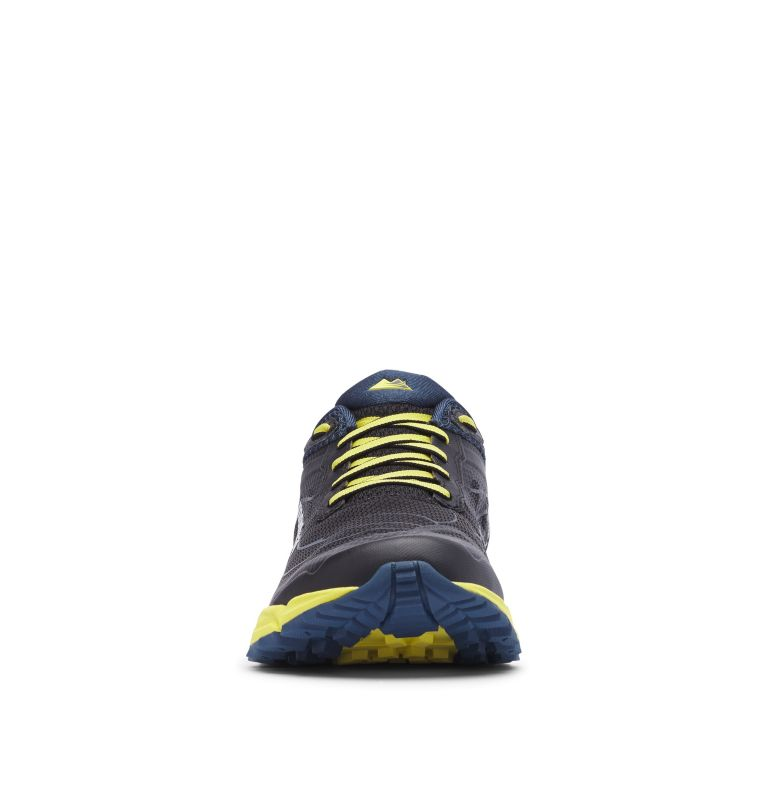 CALDORADO™ III | 010 | 13 Men's Caldorado™ III Trail Running Shoe, Black, Acid Yellow, toe