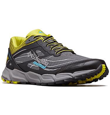 Men's Caldorado™ III Trail Running Shoe CALDORADO™ III | 033 | 8, Ti Grey Steel, Atoll, 3/4 front