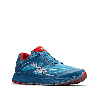 Men's Caldorado™ III Trail Running Shoe CALDORADO™ III | 010 | 15, Beta, Super Sonic, 3/4 front