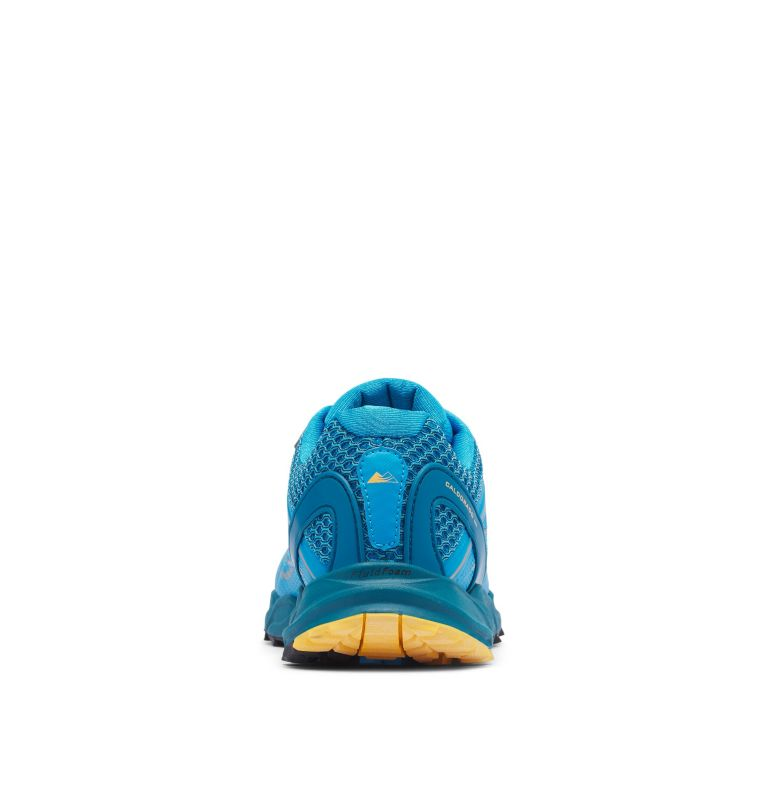 CALDORADO™ III | 463 | 14 Men's Caldorado™ III Trail Running Shoe, Riptide, Honey Yellow, back