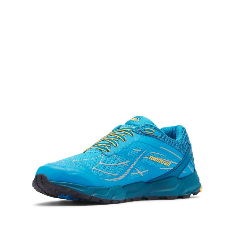 CALDORADO™ III | 463 | 14 Men's Caldorado™ III Trail Running Shoe, Riptide, Honey Yellow