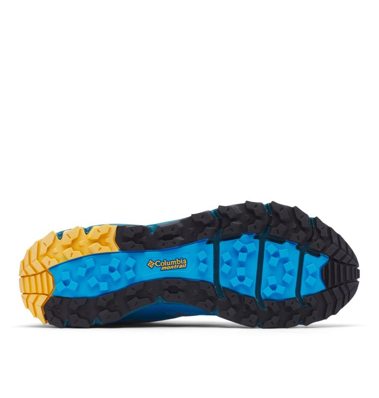CALDORADO™ III | 463 | 13 Men's Caldorado™ III Trail Running Shoe, Riptide, Honey Yellow