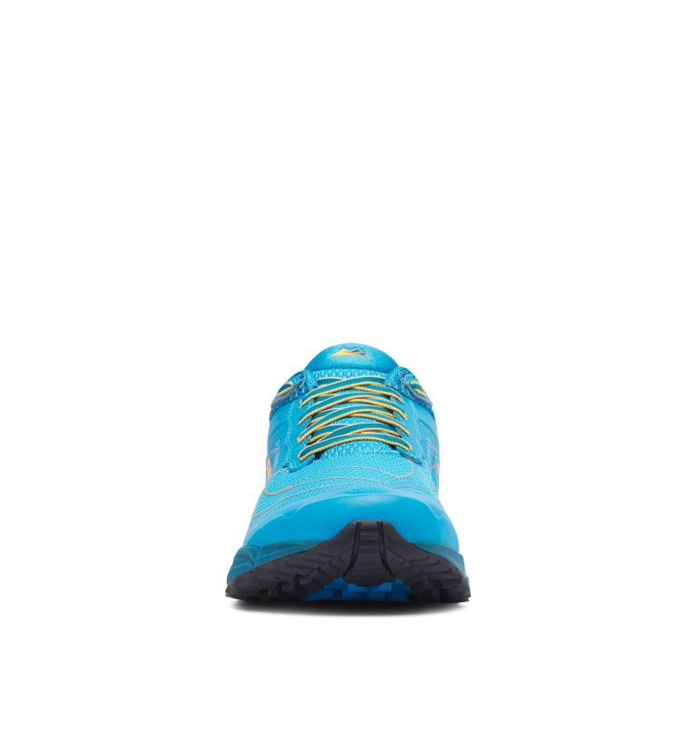 CALDORADO™ III | 463 | 12 Men's Caldorado™ III Trail Running Shoe, Riptide, Honey Yellow, toe