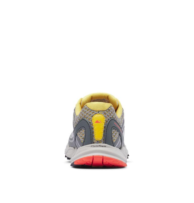 CALDORADO™ III | 098 | 8 Women's Caldorado™ III Trail Running Shoe, Slate Grey, Corange, back