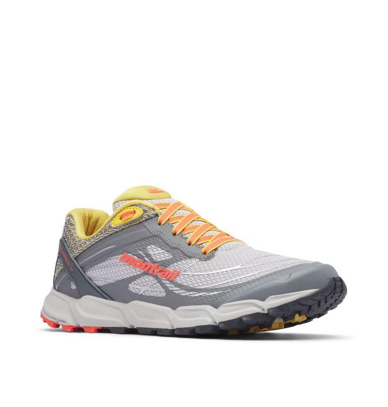 CALDORADO™ III | 098 | 8 Women's Caldorado™ III Trail Running Shoe, Slate Grey, Corange, 3/4 front