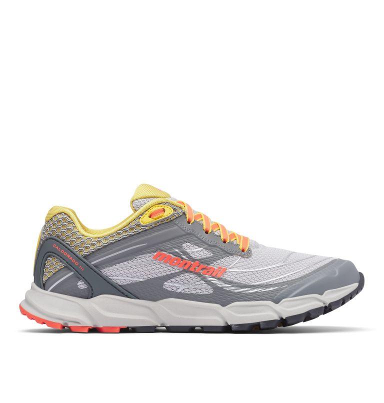CALDORADO™ III | 098 | 8 Women's Caldorado™ III Trail Running Shoe, Slate Grey, Corange, front
