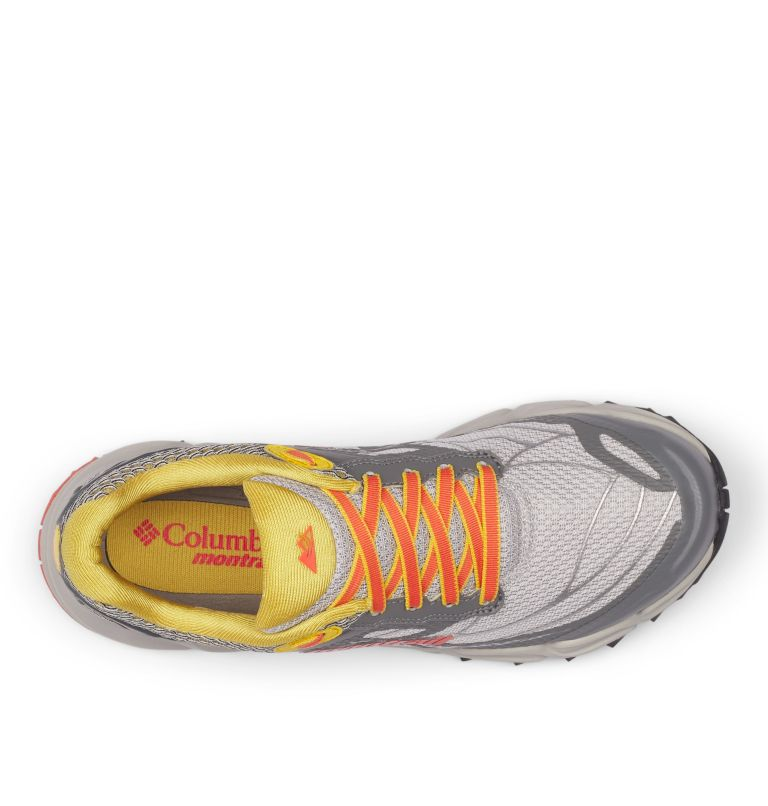 CALDORADO™ III | 098 | 8 Women's Caldorado™ III Trail Running Shoe, Slate Grey, Corange, top