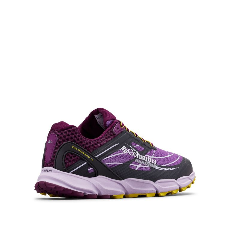 Women's Caldorado™ III Trail Running Shoe Women's Caldorado™ III Trail Running Shoe, 3/4 back