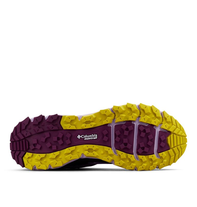 CALDORADO™ III | 523 | 8.5 Scarpe da trail Caldorado™ III da donna, Crown Jewel, Ginkgo