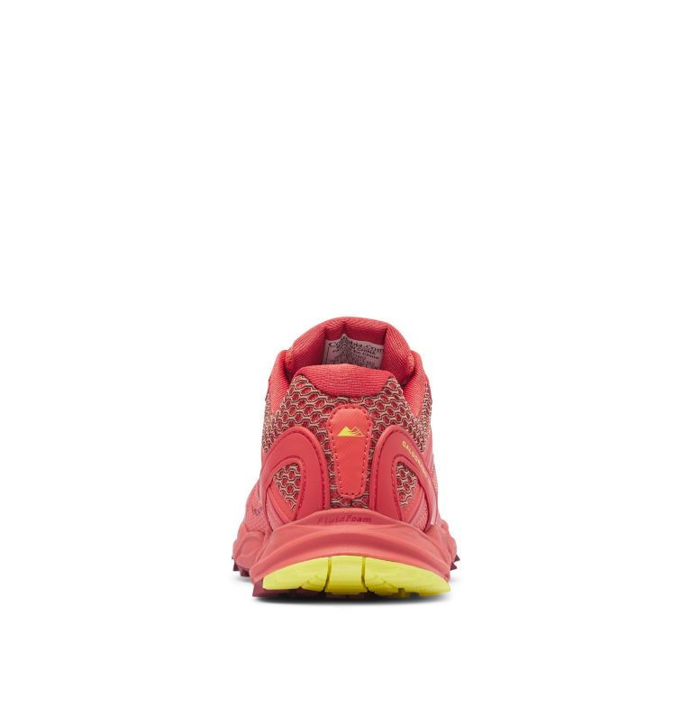 CALDORADO™ III | 852 | 8.5 Chaussures De Trail Running Caldorado™ III Femme, Faded Peach, Acid Yellow, back