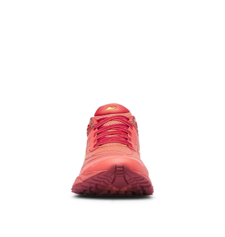 CALDORADO™ III | 852 | 8.5 Chaussures De Trail Running Caldorado™ III Femme, Faded Peach, Acid Yellow, toe