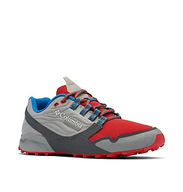 Alpine FTG (Feel The Ground) Trailschuh für Herren ALPINE FTG™ | 036 | 10.5, Monument, Bright Red, 3/4 front