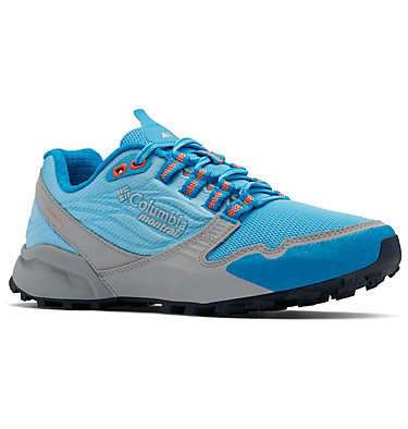 Chaussures de Trail Alpine FTG (Feel The Ground) Femme , 3/4 front