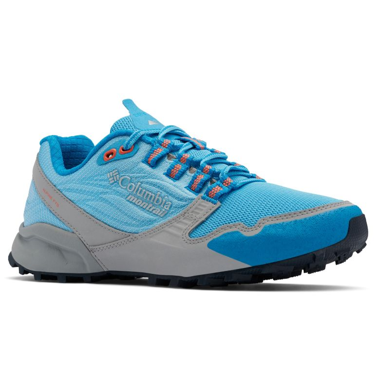 Chaussures de Trail Alpine FTG (Feel The Ground) Femme Chaussures de Trail Alpine FTG (Feel The Ground) Femme, 3/4 front