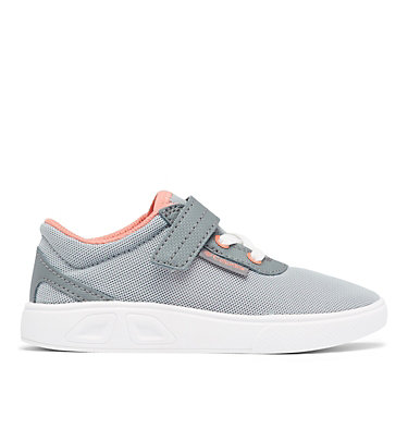 Little Kids' Spinner™ Shoe CHILDRENS SPINNER™ | 089 | 10, Earl Grey, Hot Coral, front