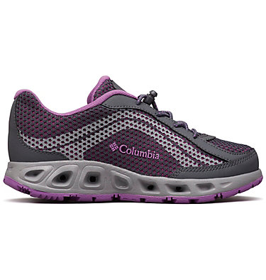 Zapato Drainmaker™ IV para jóvenes YOUTH DRAINMAKER™ IV | 426 | 1, Graphite, Northern Lights, front