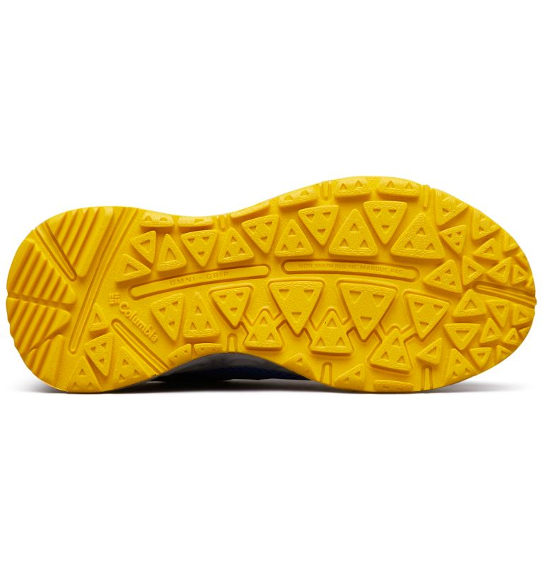 YOUTH DRAINMAKER™ IV | 426 | 2 Youth Drainmaker™ IV Shoe, Stormy Blue, Deep Yellow