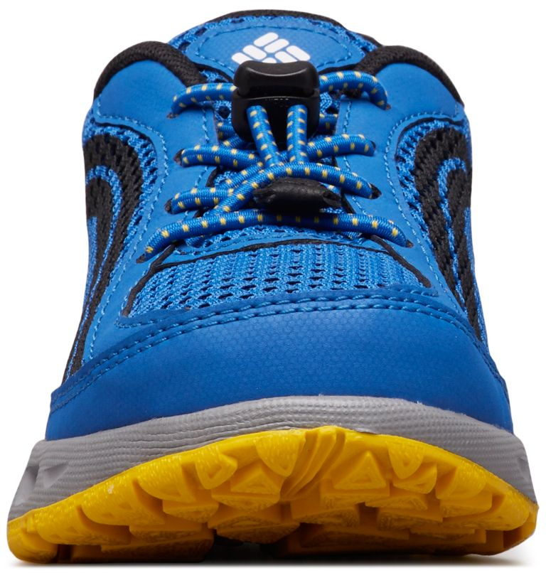 CHILDRENS DRAINMAKER™ IV | 426 | 13 Chaussures Drainmaker™ IV Enfant, Stormy Blue, Deep Yellow, toe