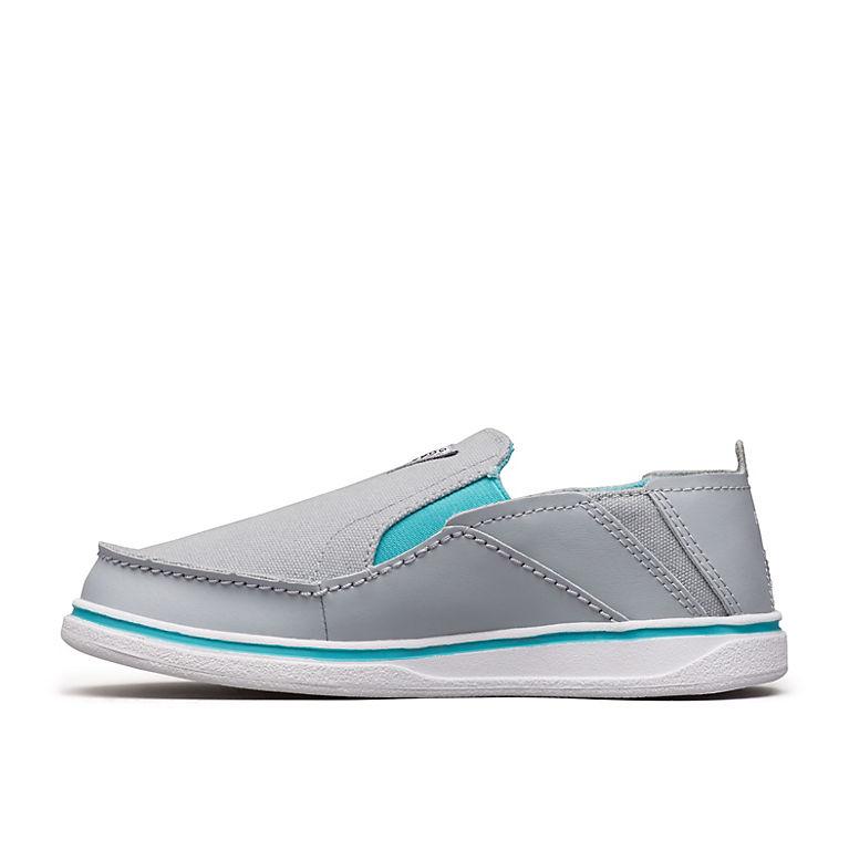 Canvas High Top Sneaker Casual Skate Shoe Boys Girls Bahamas Flag
