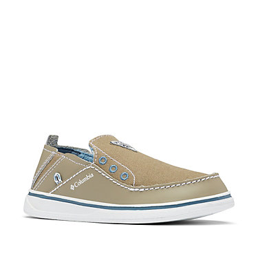 Little Kids' Bahama™ PFG Shoe CHILDRENS BAHAMA™ PFG | 227 | 11, Pebble, White, 3/4 front