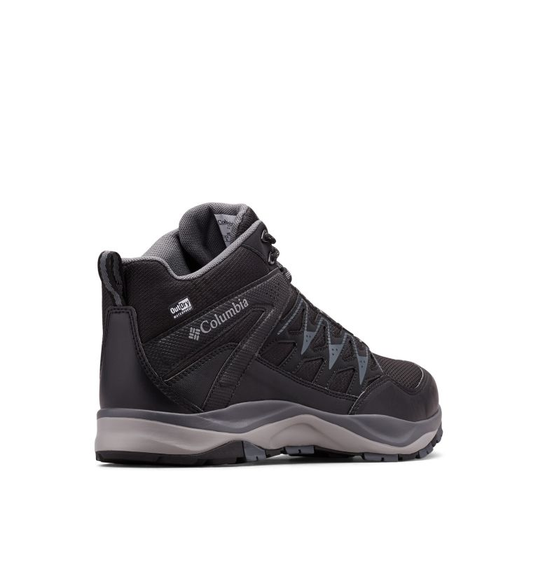 WAYFINDER™ MID OUTDRY™ | 012 | 11.5 Men's Wayfinder™ Mid OutDry™ Boot, Black, Steam, 3/4 back