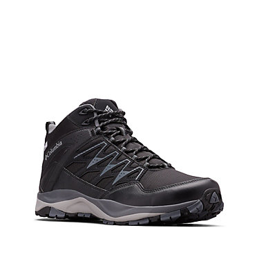 Men's Wayfinder™ Mid OutDry™ Boot WAYFINDER™ MID OUTDRY™ | 012 | 10, Black, Steam, 3/4 front