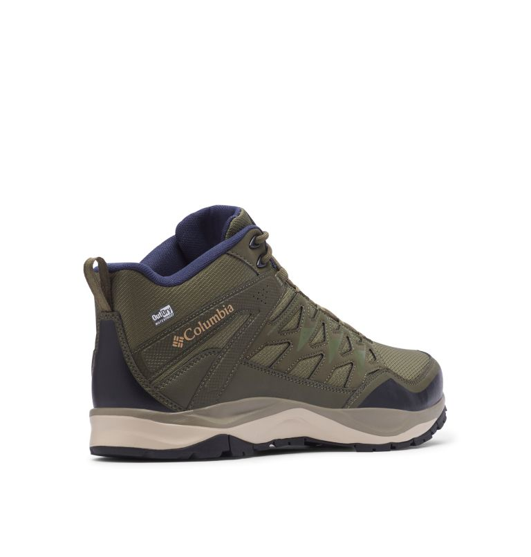 Men's Wayfinder™ Mid OutDry™ Boot Men's Wayfinder™ Mid OutDry™ Boot, 3/4 back