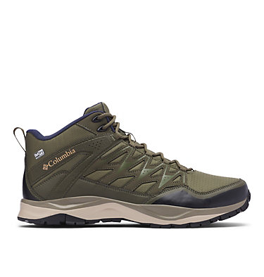 Men's Wayfinder™ Mid OutDry™ Boot WAYFINDER™ MID OUTDRY™ | 012 | 10, Hiker Green, Light Curry, front