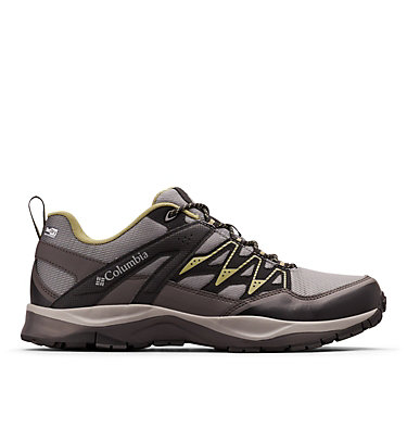 Men's Wayfinder™ OutDry™ Shoe WAYFINDER™ OUTDRY™ | 034 | 7, Ti Grey Steel, Cool Moss, front