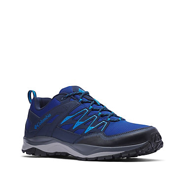 Men's Wayfinder™ OutDry™ Shoe WAYFINDER™ OUTDRY™ | 010 | 7, Royal, Pool, 3/4 front