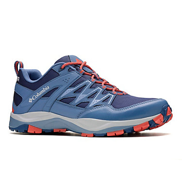 Men's Wayfinder™ OutDry™ Shoe WAYFINDER™ OUTDRY™ | 034 | 7, Zinc, Red Quartz, 3/4 front