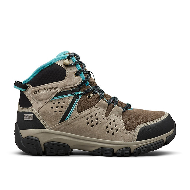 Columbia Womens Waterproof ISOTERRA Outdry Hiking Shoes