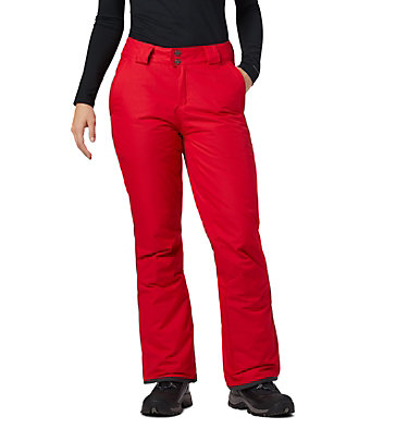 On the Slope™ II Skihose für Damen On the Slope™ II Pant | 101 | XL, Red Lily, front
