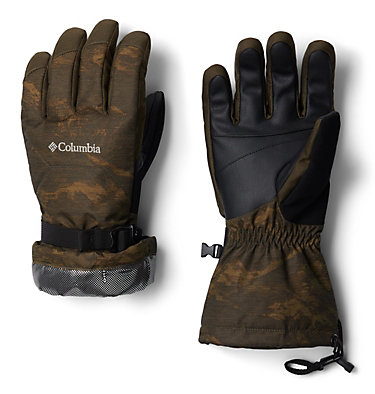 Men's Whirlibird™ Ski Gloves M Whirlibird™ Glove | 319 | L, Olive Green Mountains Jacquard, a1