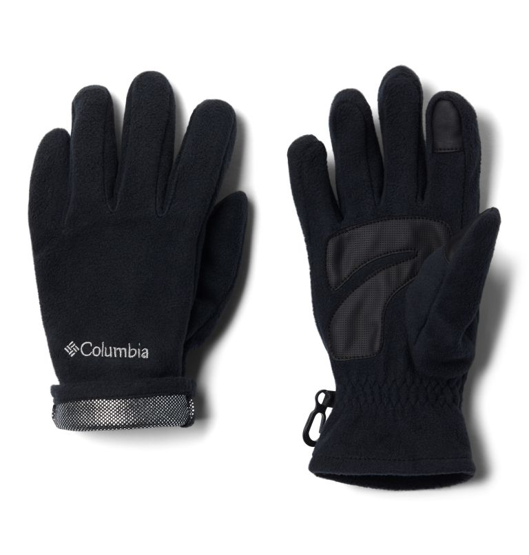 M Thermarator™ Glove | 010 | S Men's Thermarator™ Omni-Heat™ Fleece Gloves, Black, a1