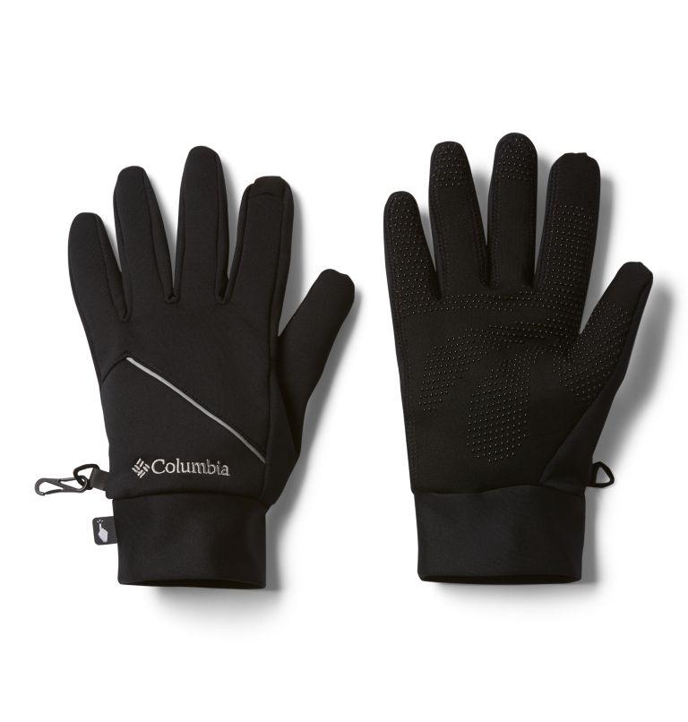 M Trail Summit™ Running Glove   010   M M Trail Summit™ Running Glove, Black, front